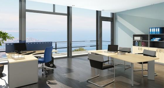Refurbishment-modern-office
