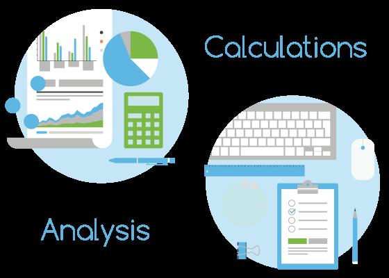 SureMountain-Calculations